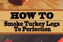 How to smoke turkey