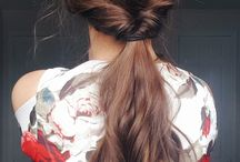 Hairstyles // Hair Inspiration