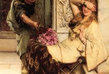.Sir Lawrance Alma Tadema / Obrazy