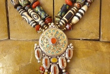 IT'S ALL ABOUT TIBETAN &BERBER BEADS