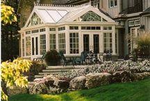 Glass Conservatory Roofs / Glass Conservatorys