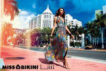 ADV CAMPAIGN 2015 / Miss Bikini Luxe SS 2015 Adv campaign in Miami Beach