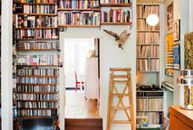 Interiors / Magic rooms where you can dream to have it