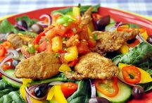 Healthy Dinner Ideas / Healthy Dinner Ideas and recipes from FBC Members