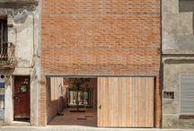 A facade•