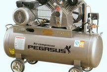 Máy nén khí / Các loại máy nén khí giá rẻ, chất lượng: máy nén khí JUCAI, máy nén khí FUCAI, Máy nén khí PEGASUS...