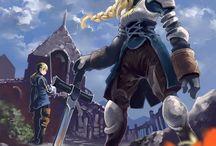 Final Fantasy Tactis