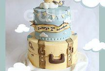 bolos para crianças