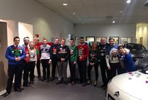 Christmas Jumpers / December 2014 we took part in the Save the Children Christmas Jumper Day and raised over £1000! Here's our board of inspiration :) / by Swansway Group