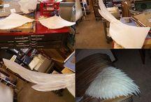 DIY vleugels