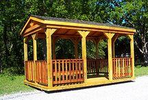 Pavilions & Chicken Coops