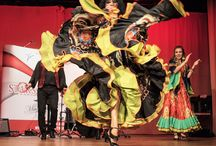 Gypsy dancing in London / About the Art and beauty of Russian Romany Gypsy dance