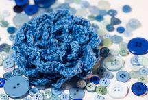 Crochet - Flowers & Appliques