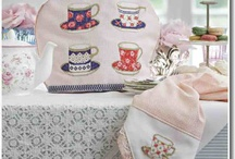 Free Cross Stitch & Embroidery / needle and thread crafts / by Char Kendall