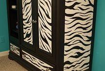 Furniture Re-do / by Morgyn Wilfinger