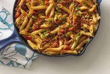 Pasta-licious / by Diana Yuen