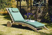 Wypoczynek w ogrodzie / www.jagram.com.pl