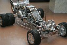 RC Car's