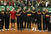 Davis Cup - Team Belgium