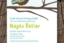 Baby Shower Ideas / by Heather Conneran