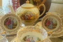 Vintage Tea Party / by Cake & Bake