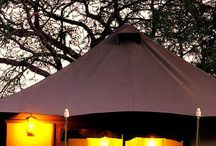 Gossip Girl Safari Collection / Wilderness without compromise. Glamping. Luxury Camping.