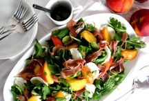 Food: Salads / by Irina Tsupruk