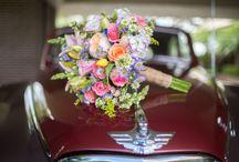 Brides Bouquet - Spring / Pink Pelican Weddings