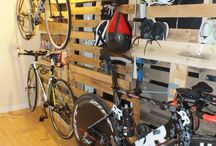 Bike rack / Opruimen