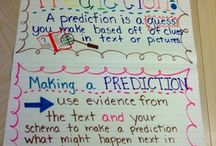 anchor charts / by Karen Baker