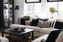 For Black & White Interior Lovers / Hi Folks This board is specially For Black & White Interior Lovers . Interior Design  ideas  With black &  White