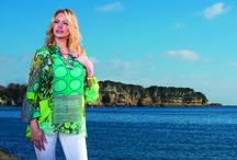 Collezione Mara Carol primavera estate 2016 / Abbigliamento femminile creato per una donna dinamica e sempre attenta alla moda