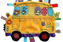 Dla wielbicieli samochodów - Inspiracje na Dzień Dziecka / Auta, auta i wszystko co związane z autami;)
