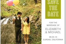 Save the Date ideas / by Christine Kruger