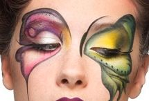 Body Art / Body art designs to inspire your own creations!