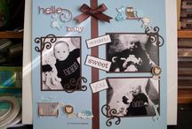 Scrapbooking / by Desiree Gunkel