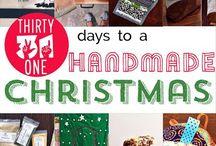 Handmade Christmas / Christmas