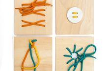 DIY Bébéchat / Inspiration Montessori