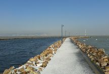 Winter at Lake Balaton