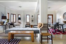 Apartment Burg / An eclectic apartment in the heart of Cape Town.