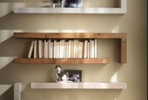 Shelves/bookcases