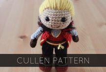 53stitches / Pop culture crochet amigurumi dolls and patterns / by 53Stitches