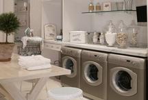 laundry room / by Jennifer Berg