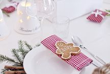 детали праздничного стола