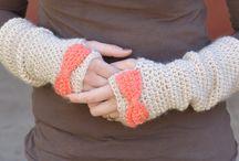 *Crochet - Hands, Arms