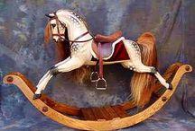 Rocking horses - Classic Toys
