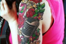30 Cool Music Tattoo Designs and Ideas / Tattoos can be a great means to conveying one's inner thoughts. People tend to get designs and ideas out of amazing stuffs that some of us may find mundane. Music tattoo designs are not uncommon yet hold a lot of value for so many people around us. Passion for music is visible not just in musicians, but so many of listeners as well. For those who want to get inked in music related designs there can't be anything more soothing than this.