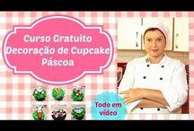 Confeitaria de cupcakes