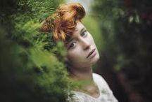 Woodland fine-art portraits