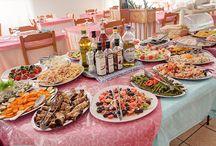 La cucina del Valentino / Alcuni piatti che escono dalla nostra cucina...